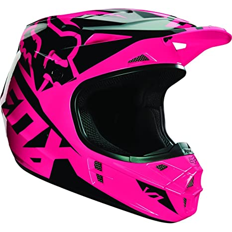 Casque Motocross Fox 2016 V1 Race Rose