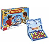 U-Build Connect 4 (Color: connect 4, Tamaño: one size)