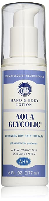 best body lotion with glycolic acid