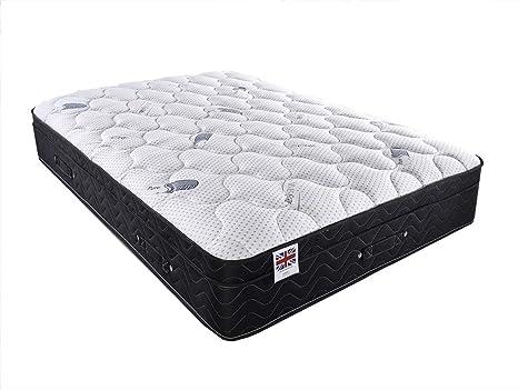 Luxan Pure Sleep Memory 8000 Mattress - King Size Mattress 5ft