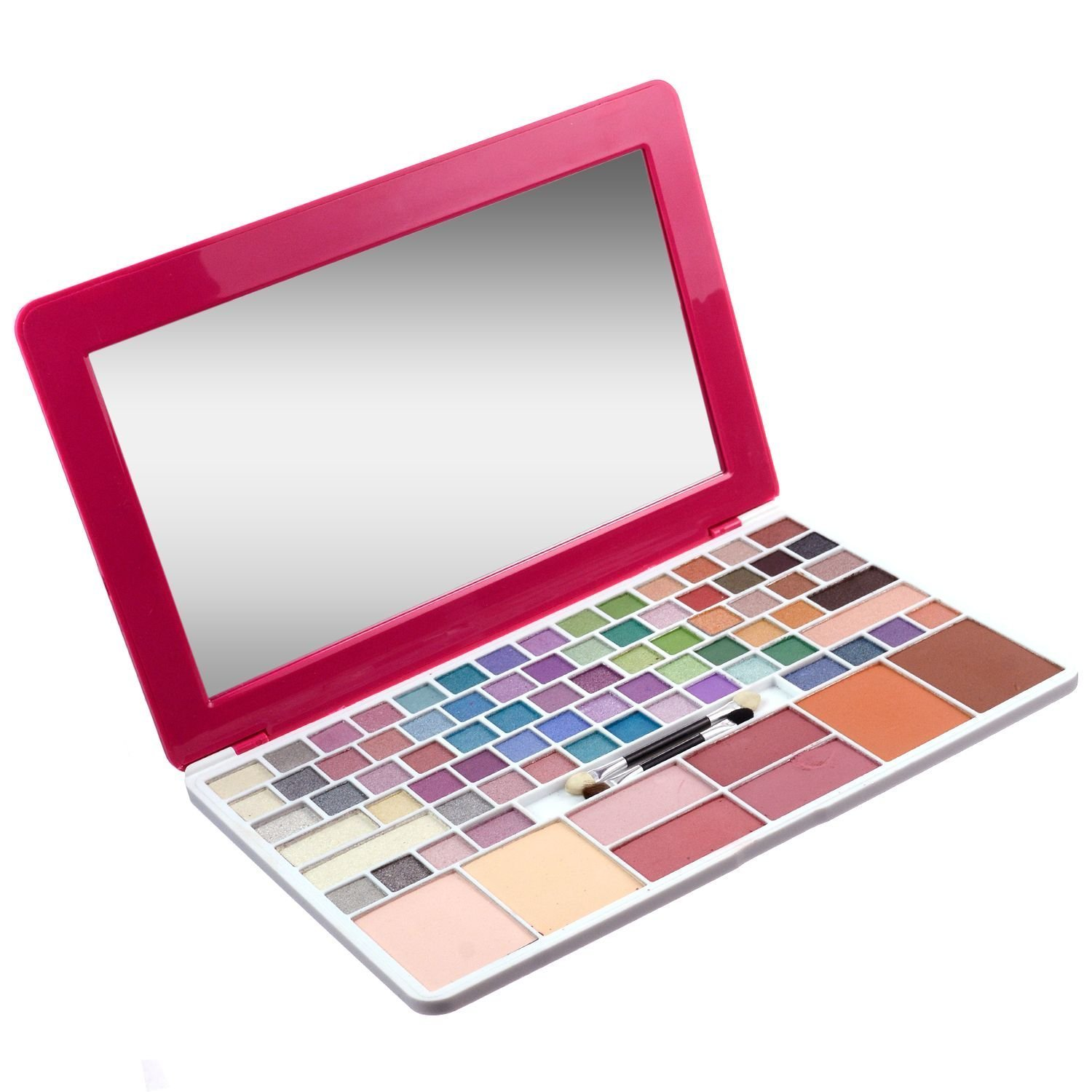 Make-Up Book Pro Deluxe Cosmetics Set
