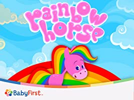 Rainbow Horse (No Dialog)