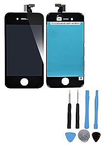 Pantalla LCD y Tactil para iPhone 4S NEGRA, incluye herramientas NUEVA 100% testada  Electrónica Comentarios de clientes y más información
