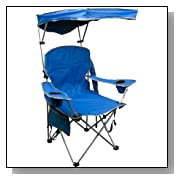 Quik Shade Folding Chair with Canopy