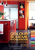 img - for The Colour Scheme Sourcebook: Learn How to Combine Colours to Achieve the Look You Desire book / textbook / text book