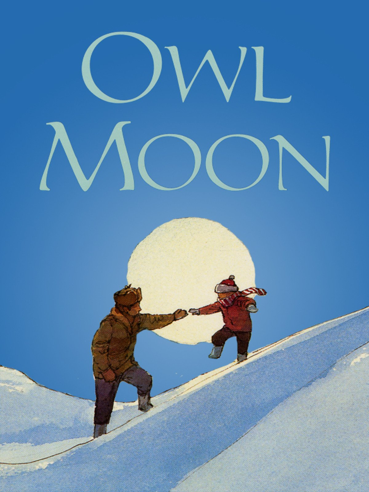 Owl Moon on Amazon Prime Instant Video UK