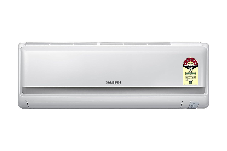 Samsung AR18MC5ULGM Split AC (1.5 Ton, 5 Star Rating, White,Aluminium) By Amazon @ Rs.34,490
