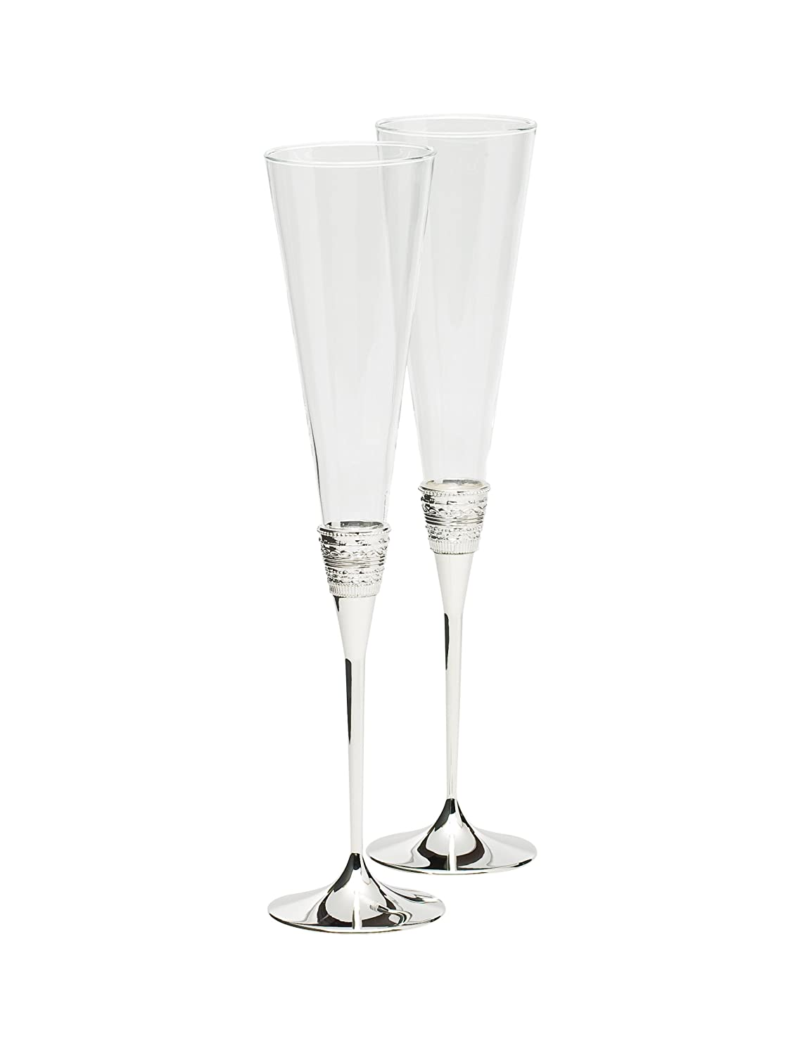 Vera Wang Wedgwood With Love Toasting Flute Pair