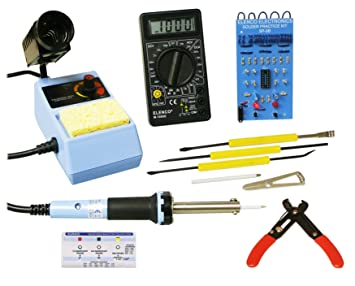 Buy Elenco Hands On Basic Electronics Kit Online at Low Prices in ...