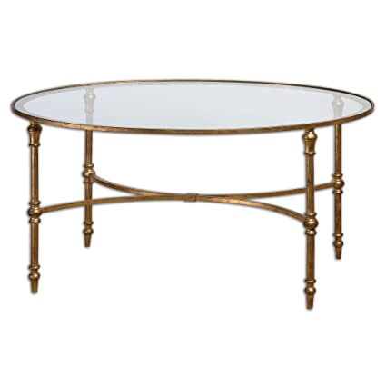 Vitya Glass Coffee Table Model-24338
