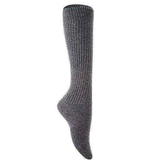 Women's Knee High Knitted Wool Socks