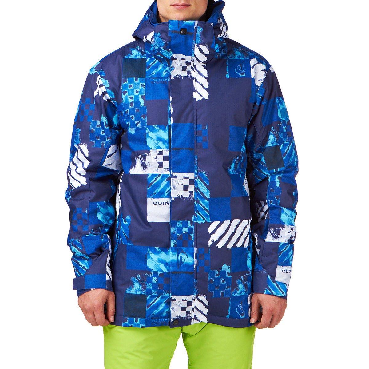 Quiksilver Herren Snowboard Jacke Mission 10k Aop bestellen