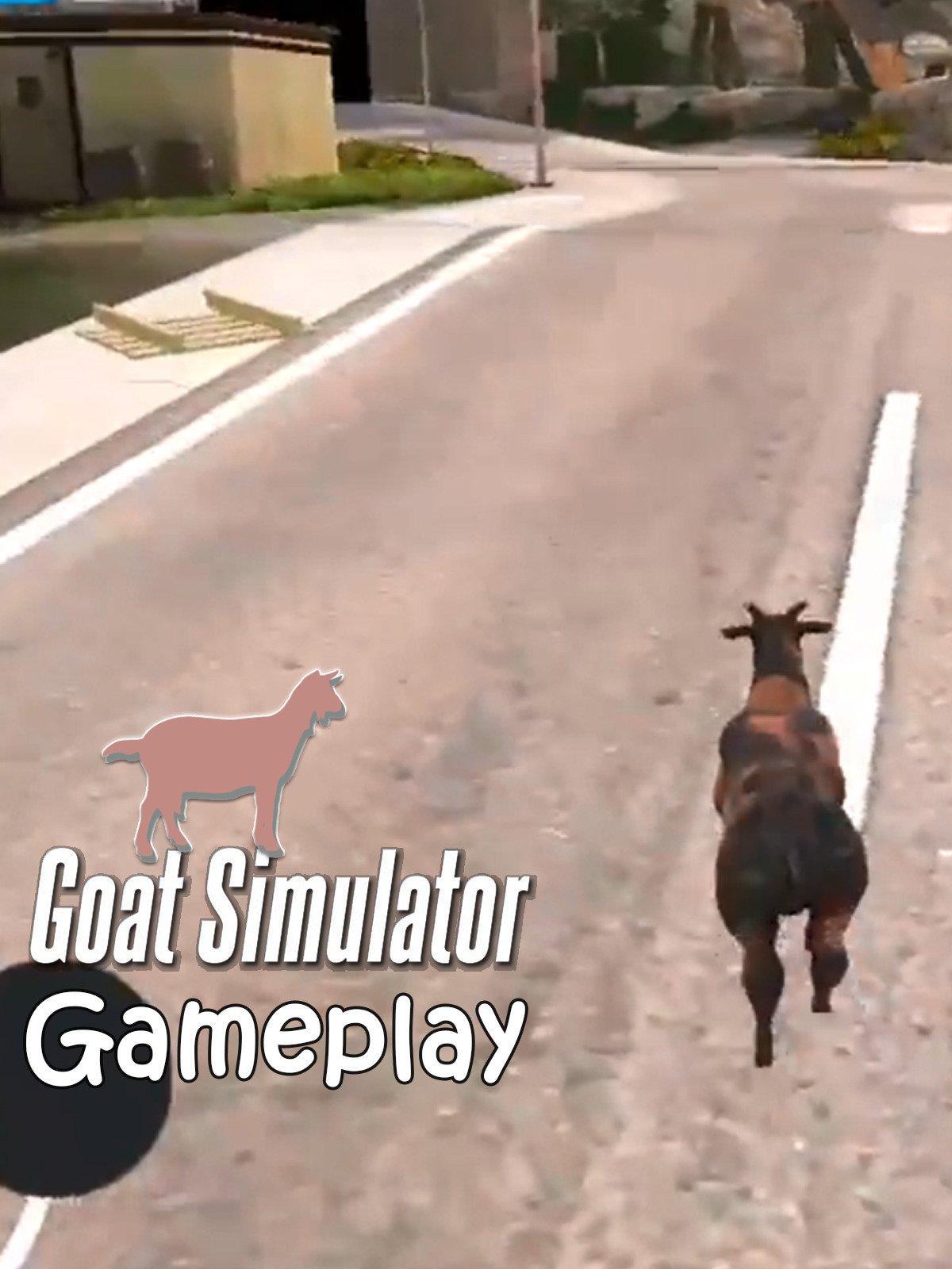 Clip: Goat Simulator Gameplay