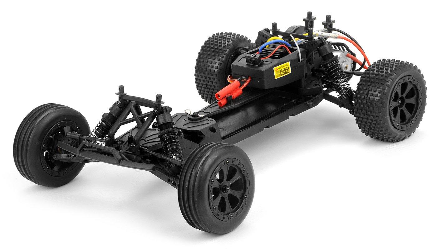 MadGear BSD Racing TG2 1/10 2WD Truggy RTR RC (Blue) трак 1 10 ecx amp mt 2wd rtr
