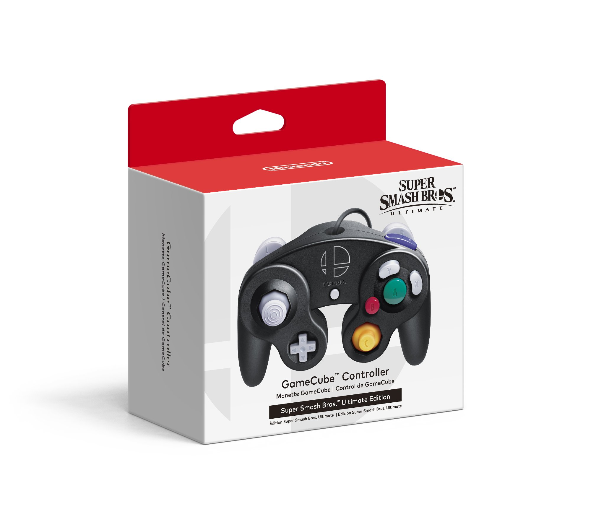Buy Super Smash Gamecube Controller Now!
