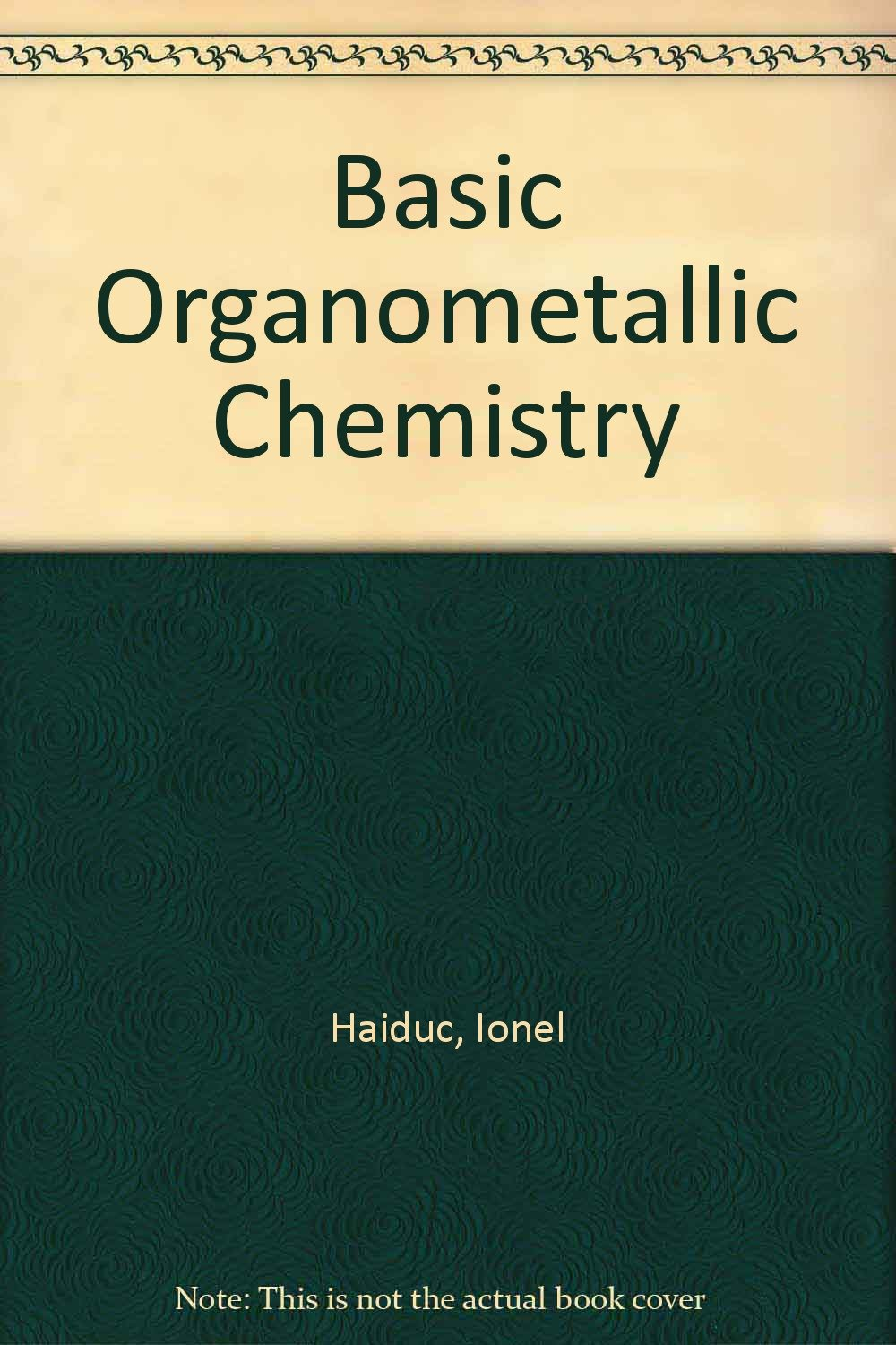 Basic organometallic chemistry [electronic resource] : Containing comprehensive bibliography