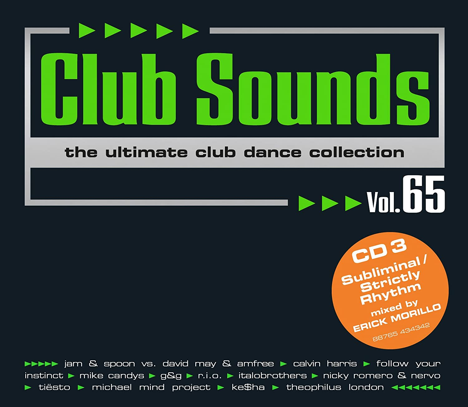 Club Sounds - Vol.65
