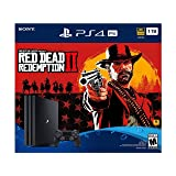 Playstation 4 PRO 1TB Bundle - Red Dead Redemption 2
