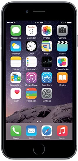 APPLE MG4F2QL/A IPHONE 6 64GB SPACE GRAY