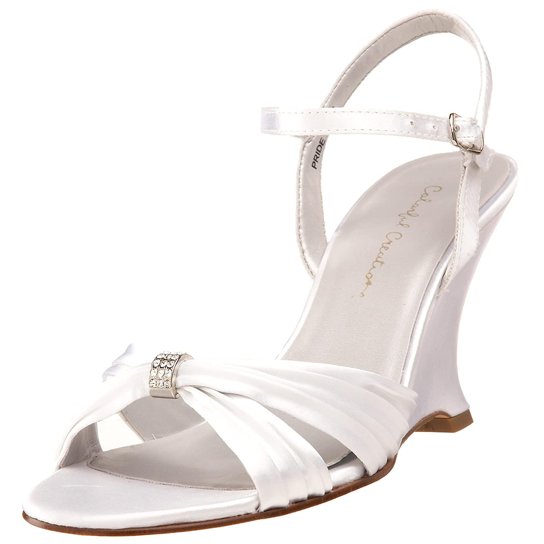 Wedge Wedding Shoes Weddingbee