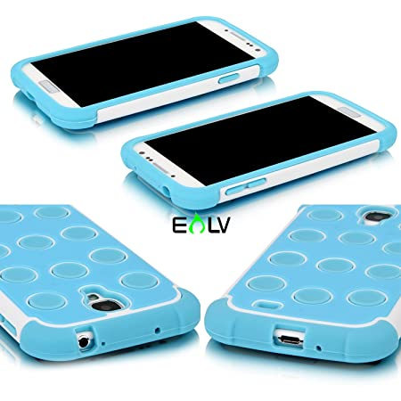 blue color case for galaxy SIV