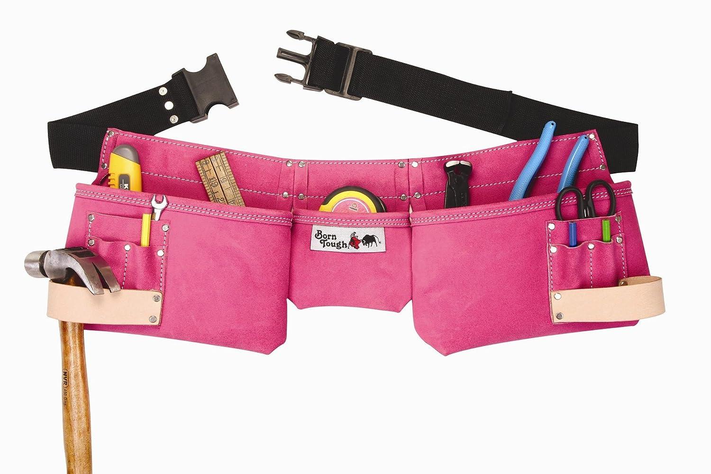 Born Tough Pink Tool Belt
