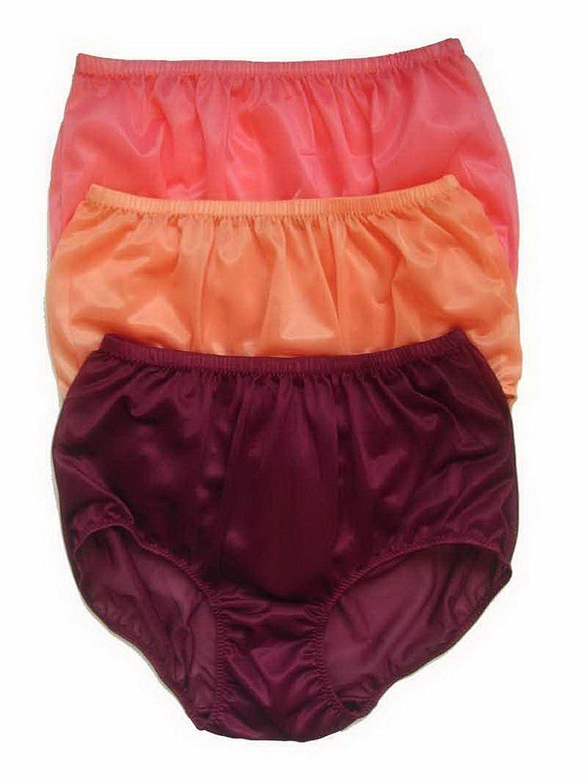 Höschen Unterwäsche Großhandel Los 3 pcs LPK4 Lots 3 pcs Wholesale Panties Nylon online bestellen