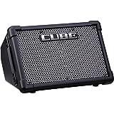 Roland CUBE Street EX 4-Channel 50-Watt Battery Powered Amplifier (Color: Black)