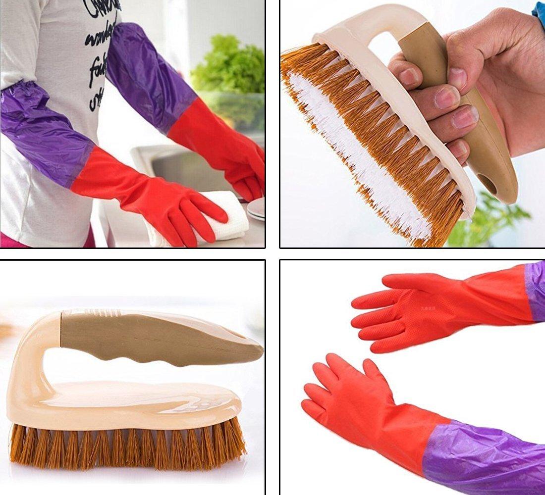 gloves-brushes