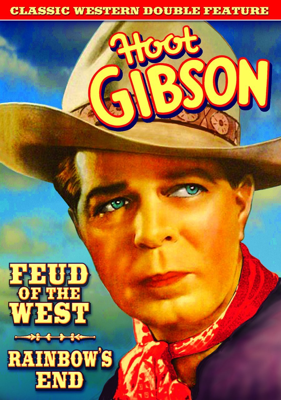 Maston Williams Hoot Gibson Classic Western