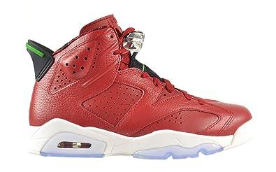 Air Jordan 6 Retro Spizike Men\\u0026#39;s Shoes Varsity Red/