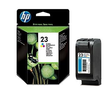 HP 23 Large Cartouche d'encre d'origine 1 x couleur (cyan, magenta, jaune) 640 pages