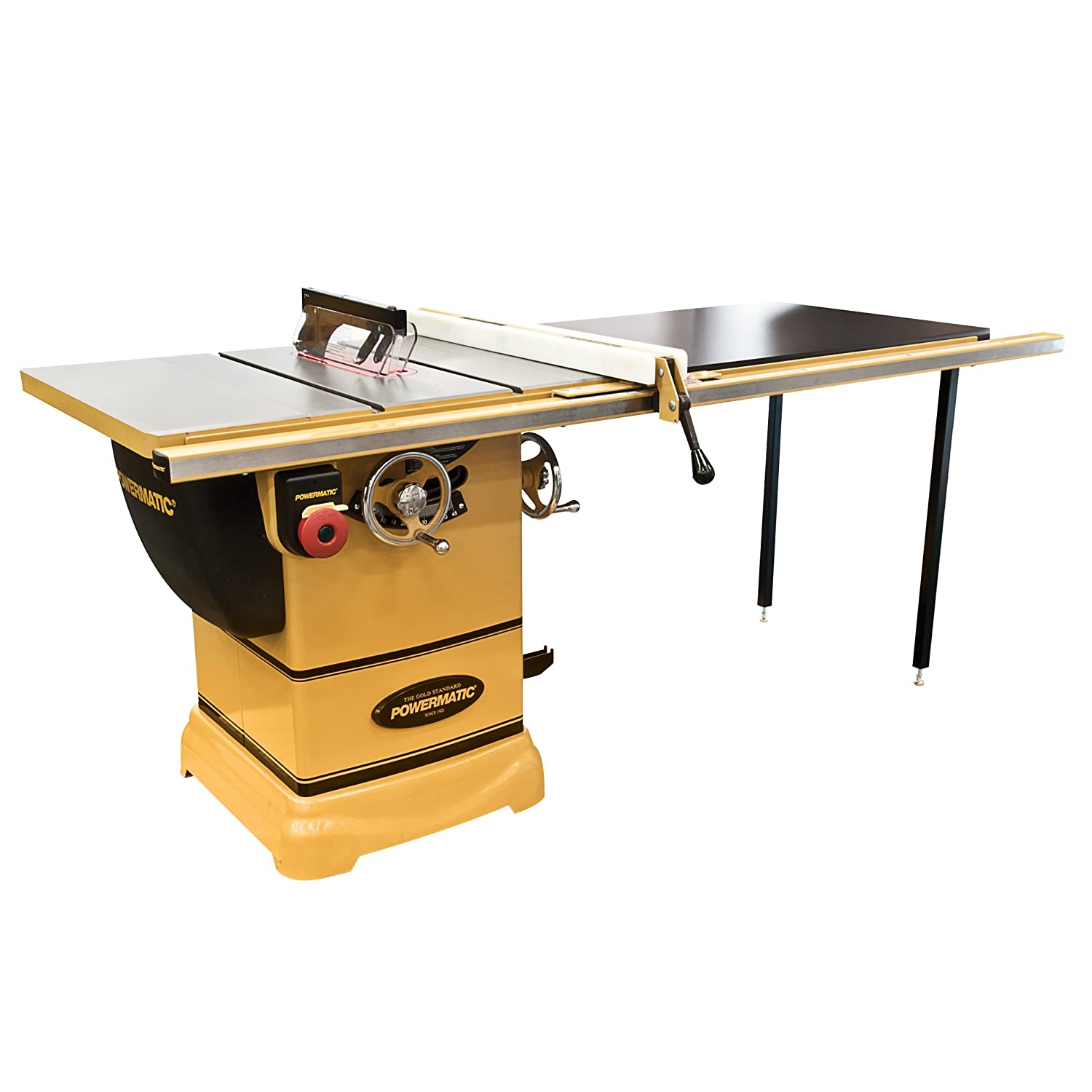 Top 10 best cabinet table saws with riving knife 2016 on for 10 cabinet table saw