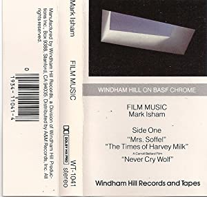 Film Music (Mrs. Soffel / The Times Of Harvey Milk & Never Cry Wolf)