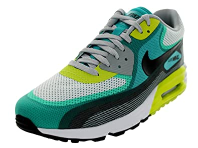 Nike Men\u0026#39;s Air Max Lunar90 C3.0 White/Black/Trb Green/Atmc