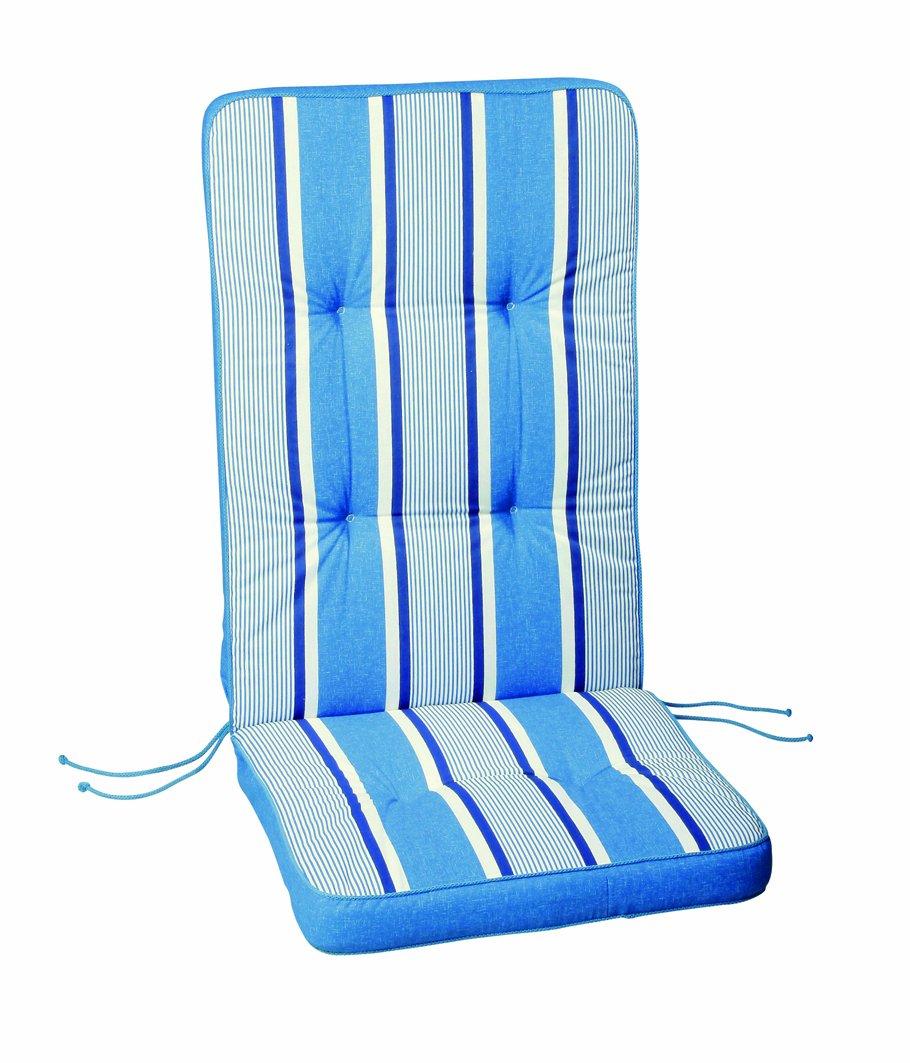 Best 03201240 Sesselauflage hoch STG 120 x 50 x 8 cm, Dessin 1240