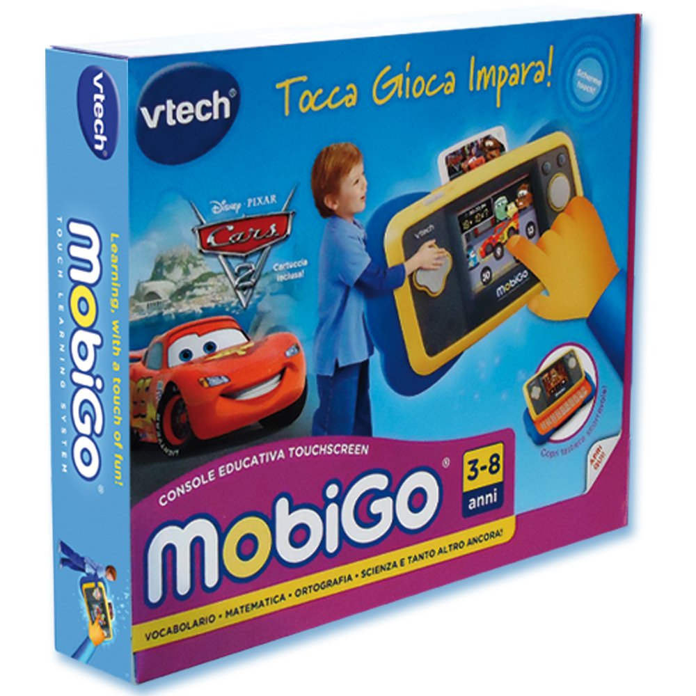 CARS 2 Vtech MobiGo CONSOLE A10931030 bestellen