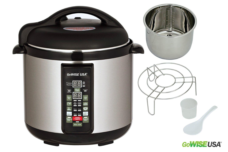 Electric Kitchen Appliances List Top 10 Best Electric Pressure Cookers Electric Pressure Cookers