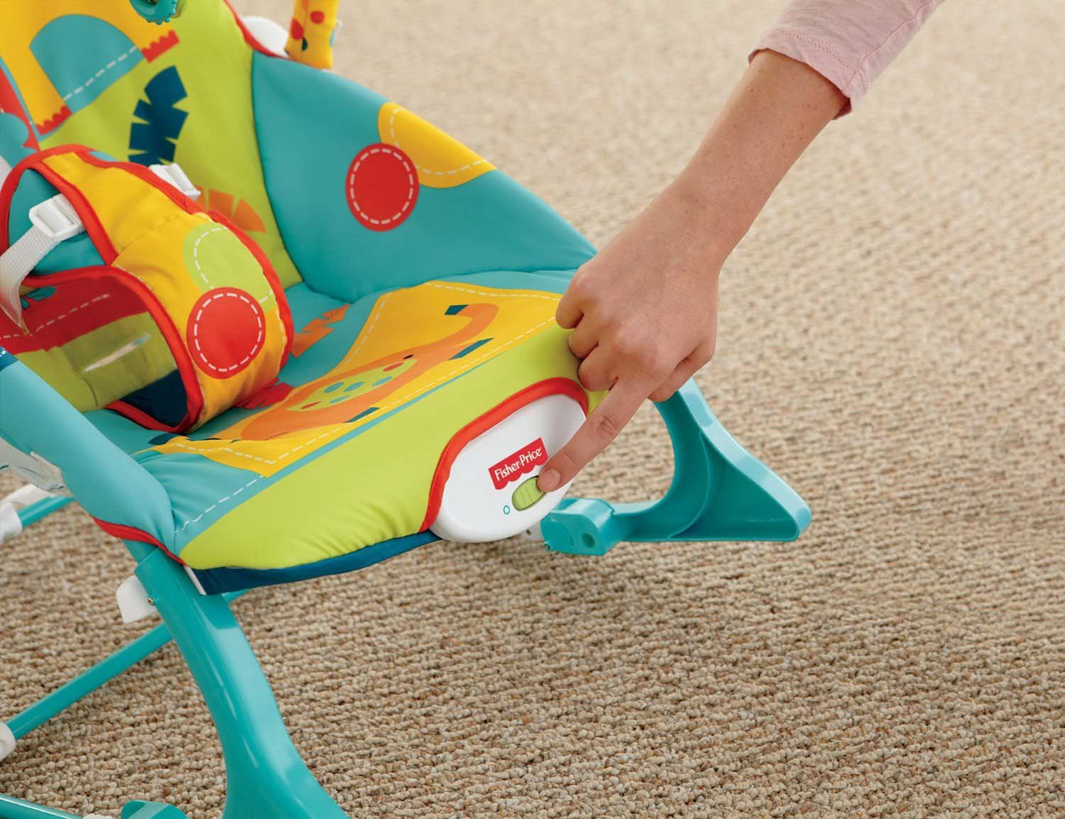 fisher price rocker sleeper