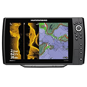 Humminbird Helix 12 CHIRP SI GPS Review