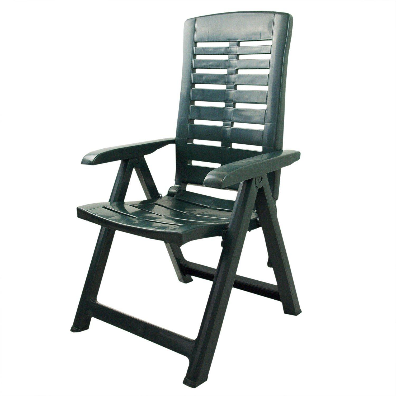 bequemer gartenstuhl klappstuhl klappsessel klappbar 5 positionen balkonm bel gartenm bel. Black Bedroom Furniture Sets. Home Design Ideas