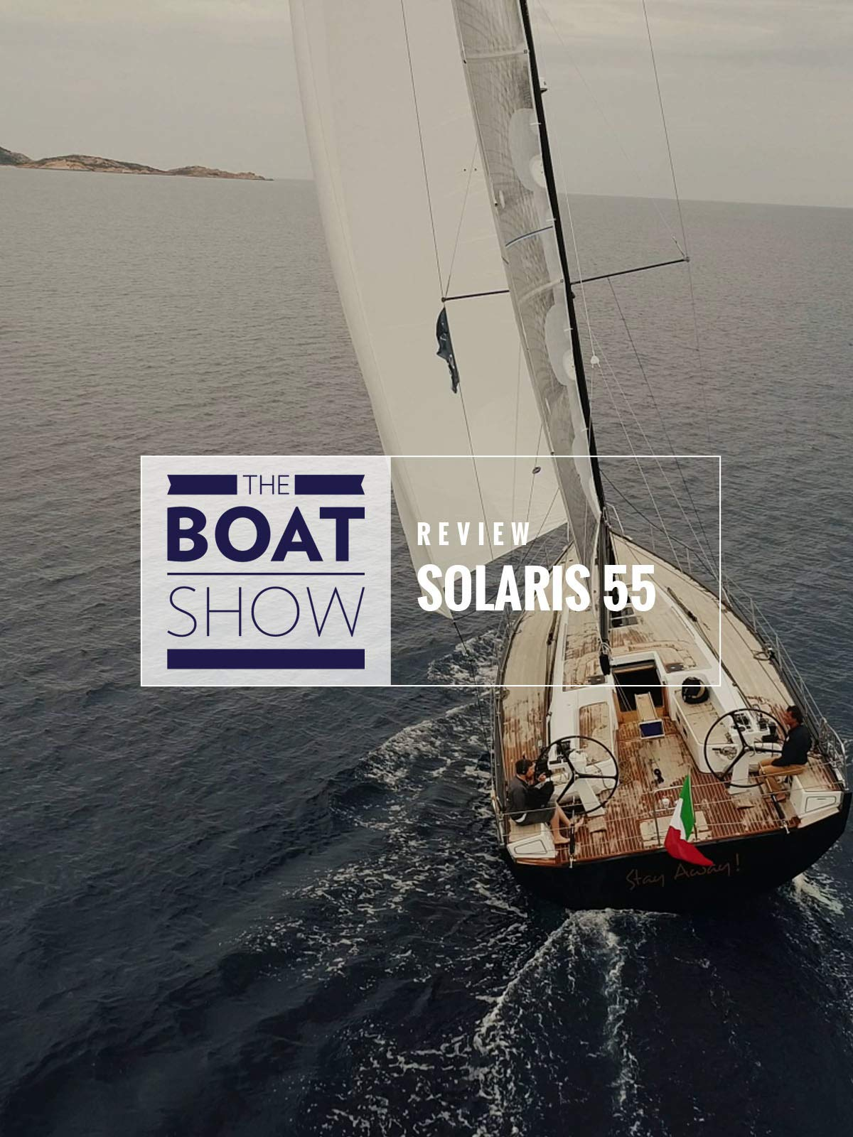 Review: Solaris 55 - The Boat Show on Amazon Prime Instant Video UK