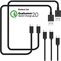 5-Pack Anypro Micro USB Cables