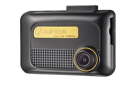 """Aiptek CarCamcorder X3 BlackBox Caméscope de voiture avec batterie intégrée 5 Mpix Ecran 2,4"""" (6 cm) Full HD/SDHC/HDMI Noir"""