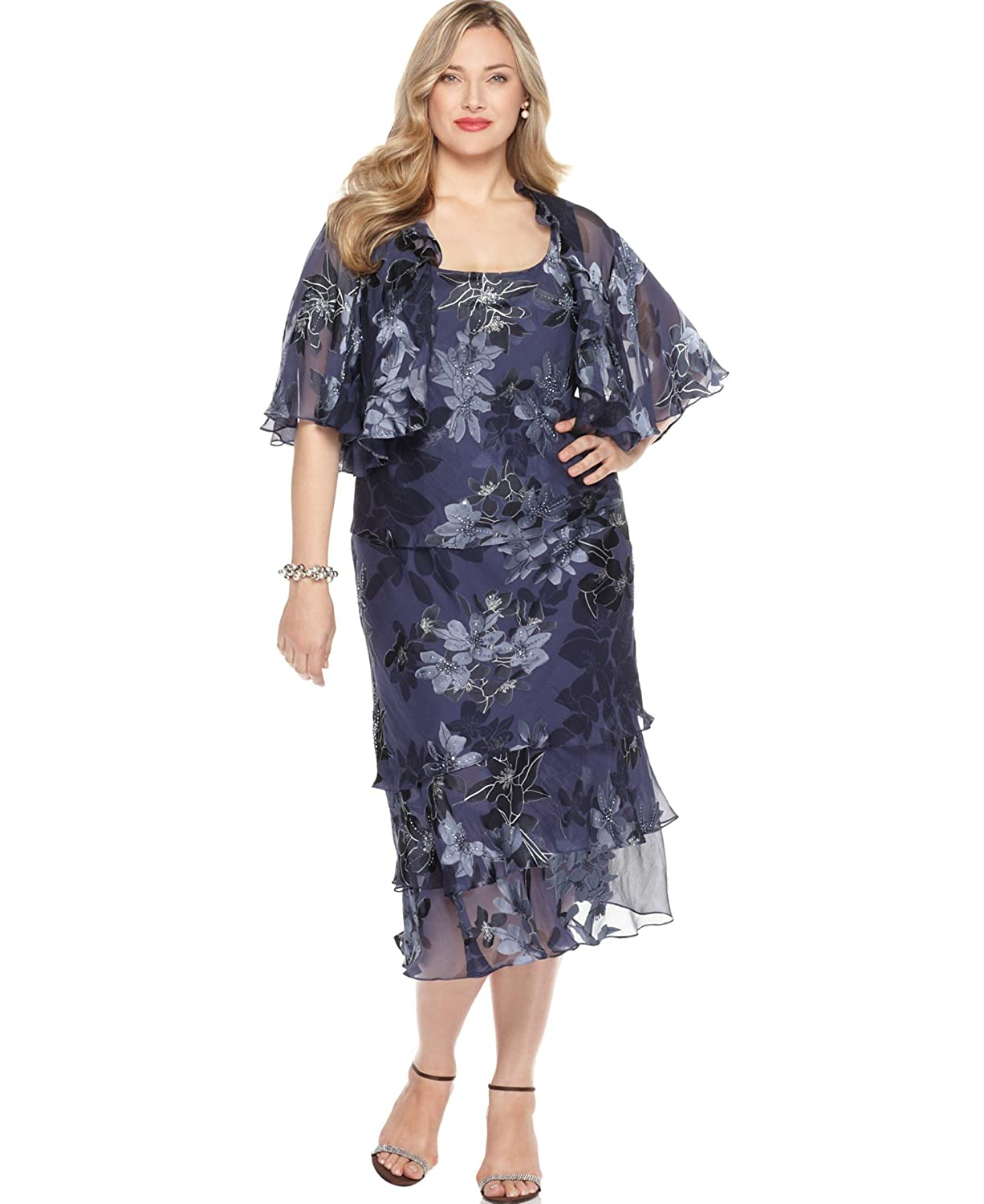 Plus Size Evening Dresses for Women
