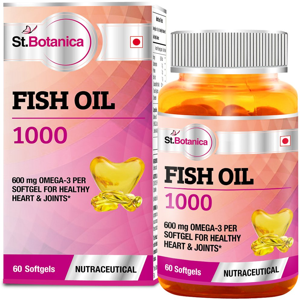 Top 10 omega 3 supplements in india best omega 3 for Top fish oil brands