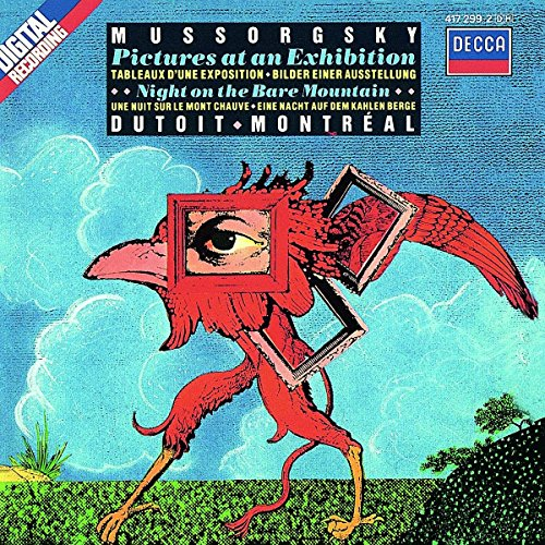 Mussorgsky: Pictures at an Exhibition No 1-10; Night on the Bare Mountain; Khovanshchina - Prelude / Rimsky-Korsakov: Russian Easter Festival Overture (Great Russian Symphonies compare prices)