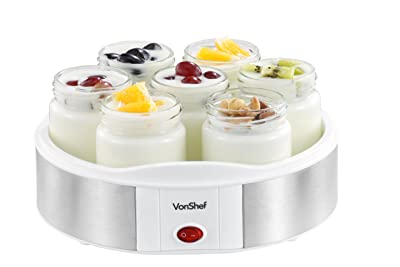 Vonshef Electric Yogurt Maker Via Amazon