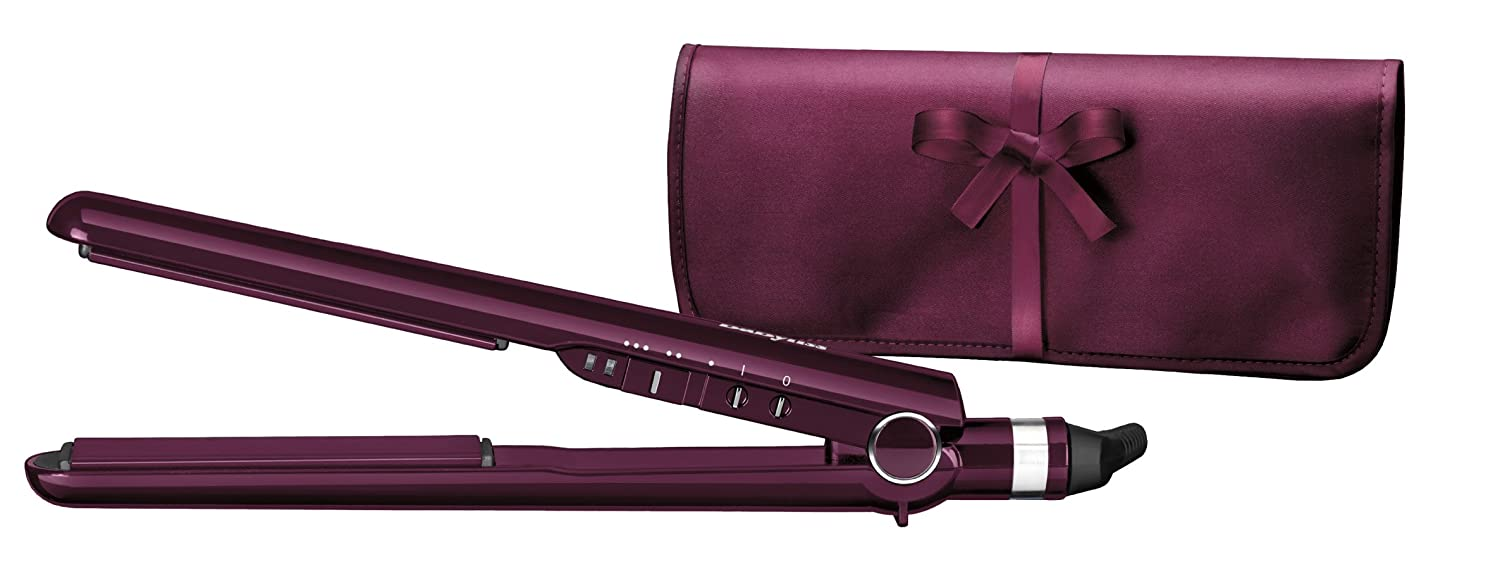 best hair straighteners for the money Babyliss pro pic