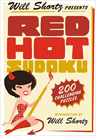 Will Shortz Presents Red Hot Sudoku: 200 Challenging Puzzles